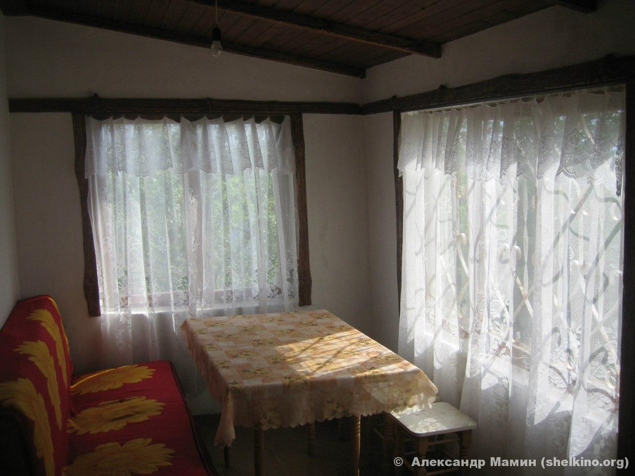 Дача №502 2 комнатная дача в Семёновке