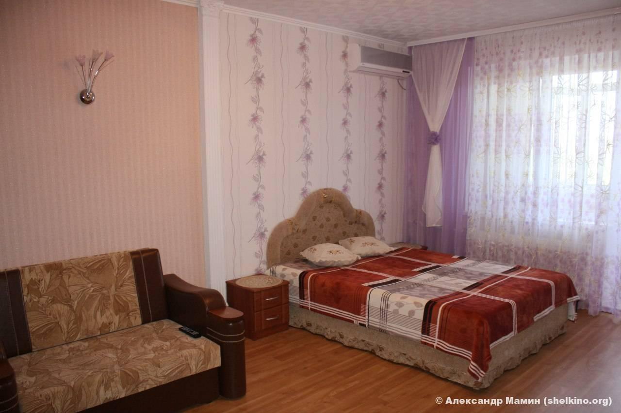 Квартира № 107 1 комн. в 11 доме