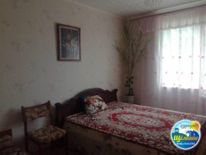 Продажа 2 комнатной квартиры в Щёлкино, дом 30