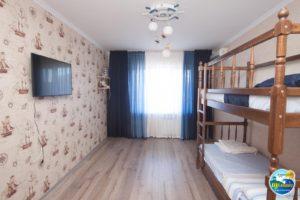 Квартира №323 3 комн. 10 доме