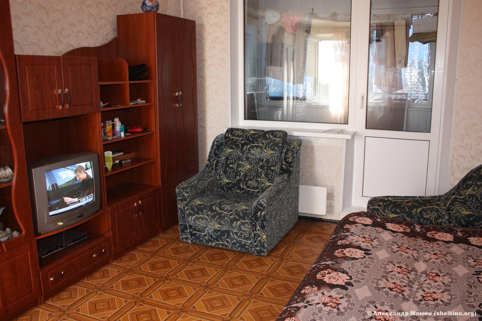 Квартира №207 2 комн. в 36 доме
